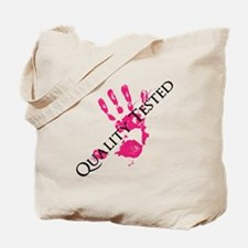 Quality Tested Tote Bag