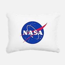NASA Rectangular Canvas Pillow