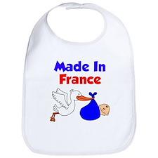 Made In France Boy Shirt Bib