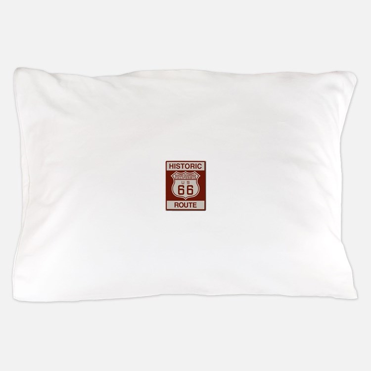 Rancho Cucamonga Route 66 Pillow Case
