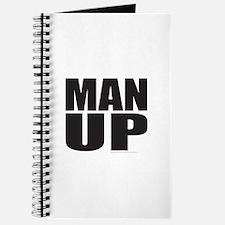 MAN UP Journal