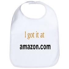 I got it at Amazon.com Bib