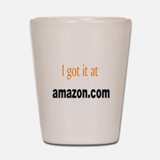Cute Amazon Shot Glass