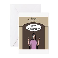 Entropy Greeting Cards (Pk of 10)