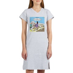 Triumphal Entry Women's Nightshirt