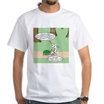 The Race White T-Shirt