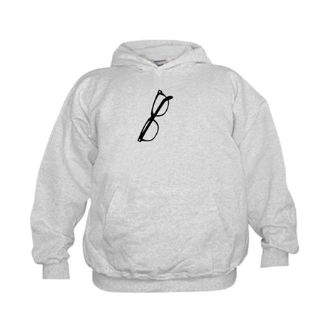 How are your glasses hangin? Kids Hoodie