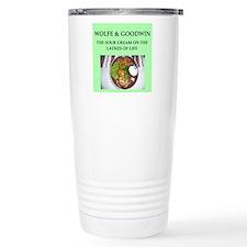 wolfe Travel Mug