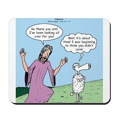 Lost Sheep Mousepad