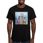 Priorities Men's Fitted T-Shirt (dark)