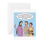 Priorities Greeting Cards (Pk of 20)