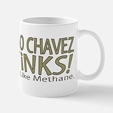 Hugo Chavez Stinks Mug