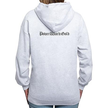 PW:G Logo Women's Zip Hoodie