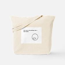 Like a Bad Simile Tote Bag