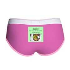 rugby Women's Boy Brief