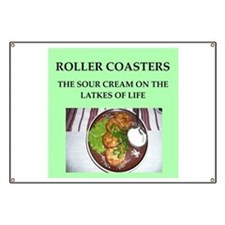 roller,coasters Banner