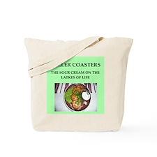 roller,coasters Tote Bag