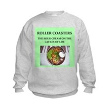 roller,coasters Sweatshirt