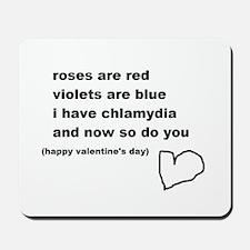 Happy Valentine's Day Mousepad