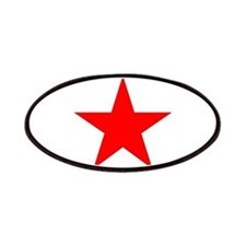 Red star 1 Patches