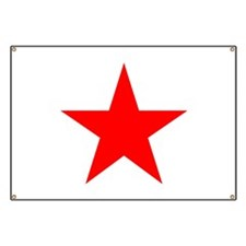 Red star 1 Banner