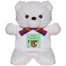 opera Teddy Bear