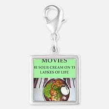 movies Silver Square Charm