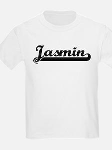 Black jersey: Jasmin Kids T-Shirt