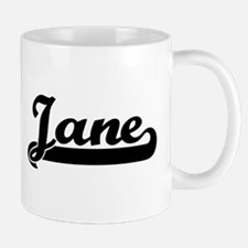 Black jersey: Mary Jane Mug