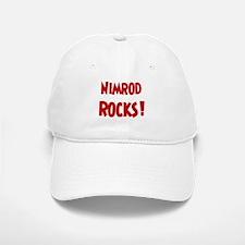 Nimrod Rocks Baseball Baseball Cap