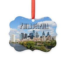 Philadelphia Ornament