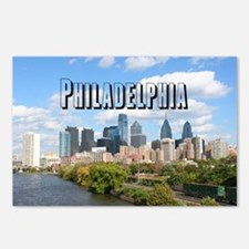 Philadelphia Postcards (Package of 8)