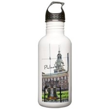 Philadelphia Water Bottle