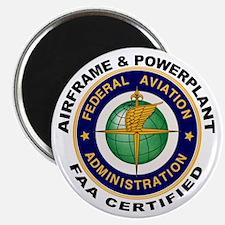 Airframe & Powerplant Magnet