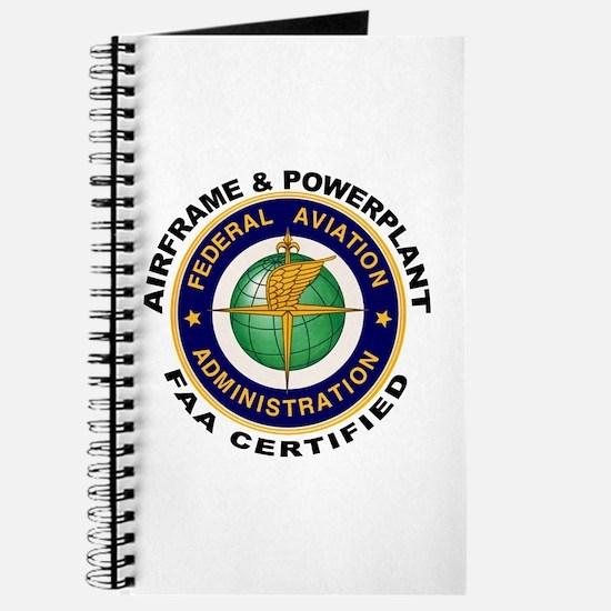 Airframe & Powerplant Journal