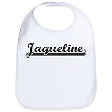 Black jersey: Jaqueline Bib