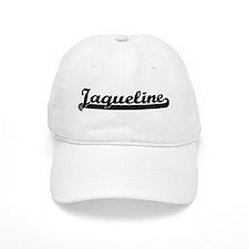 Black jersey: Jaqueline Baseball Cap
