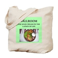 ballroom Tote Bag