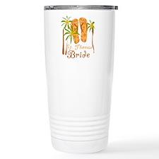 Unique Honeymoon Travel Mug
