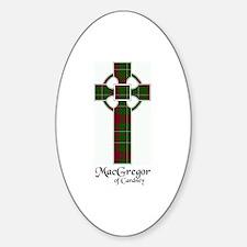Cross - MacGregor of Cardney Decal