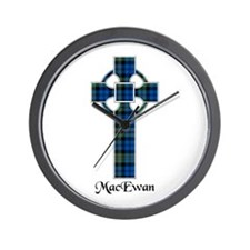 Cross - MacEwan Wall Clock