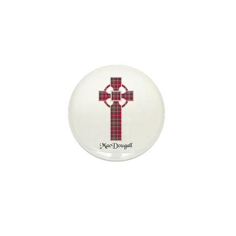 Cross - MacDougall Mini Button