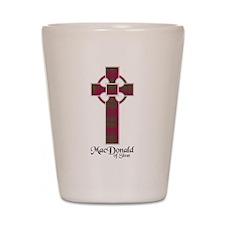 Cross - MacDonald of Sleat Shot Glass