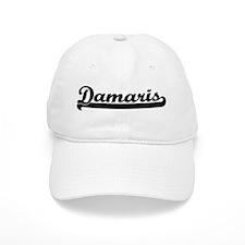Black jersey: Damaris Baseball Cap