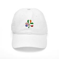 Shamrock of Italy Baseball Cap