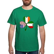 Shamrock of Italy T-Shirt