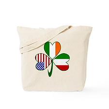 Shamrock of Italy Tote Bag