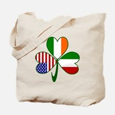 Shamrock of Italy Tote Bag