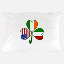 Shamrock of Italy Pillow Case