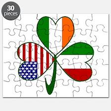 Shamrock of Italy Puzzle